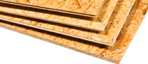 OSB толщина 12 мм, наружная обшивка каркаса