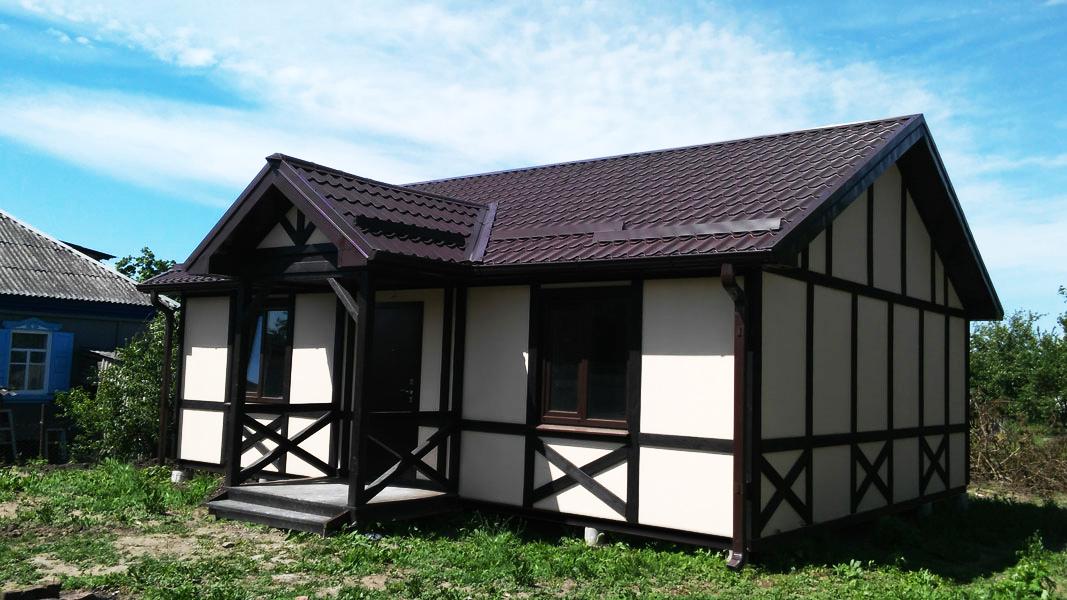 каркасные дома в краснодарском крае фото становится воздействие негативных