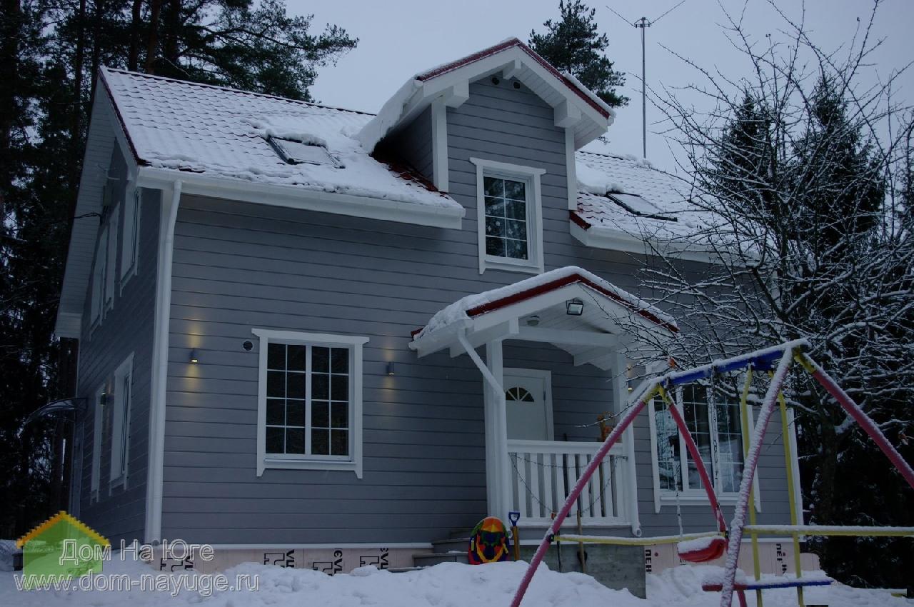 Каркасный дом. ФБ-146